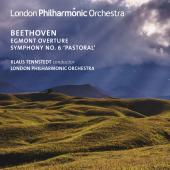 Album artwork for Beethoven: Symphony No. 6 - Egmont Overture