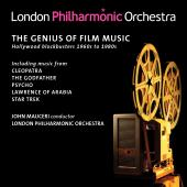 Album artwork for The Genius of Film Music (Live)