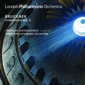 Album artwork for Bruckner: Symphony No. 5 in B-Flat Major, WAB 105