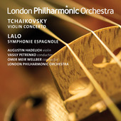 Album artwork for Tchaikovsky: Violin Concerto - Lalo: Symphonie esp