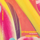 Album artwork for Stravinsky: Petrushka - Debussy: La boîte à jouj