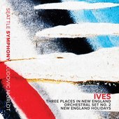 Album artwork for Ives: New England Holidays & Orchestral Sets Nos.