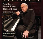 Album artwork for Schubert: Music From His Last Year
