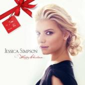 Album artwork for Jessica Simpson: Happy Christmas