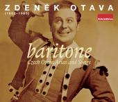 Album artwork for ZDENEK OTAVA: BARITONE