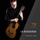 Album artwork for La búsqueda / Michal Svoboda