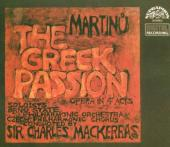 Album artwork for THE GREEK PASSION