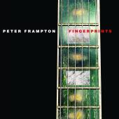Album artwork for Fingerprints / Peter Frampton