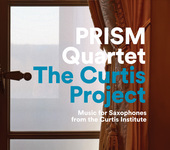 Album artwork for The Curtis Project