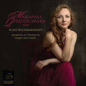 Album artwork for Rachmaninoff: Variations on a Theme of Chopin, Op.