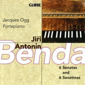 Album artwork for Sonatas and Sonatinas for Pianoforte