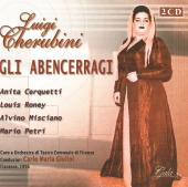 Album artwork for Cherubini: Gli Abencerragi / Cerquetti, Giulini