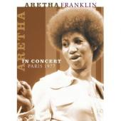 Album artwork for Aretha Franklin: In Concert Paris 1977