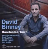 Album artwork for David Binney Sextet - Barefooted Town