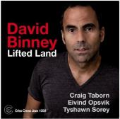 Album artwork for David Binney: Lifted Land