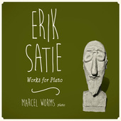 Album artwork for Satie: Works for Piano