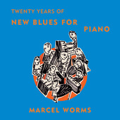 Album artwork for Twenty Years of New Blues for Piano
