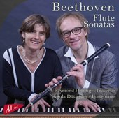 Album artwork for FLUTE SONATAS