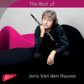 Album artwork for BEST OF JORIS VAN DEN HAUWE