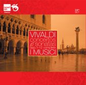 Album artwork for Vivaldi: Concerti & Sonatas opp. 1-12 / I Musici
