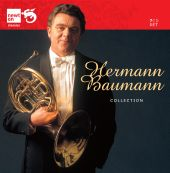 Album artwork for HERMANN BAUMANN COLLECTION
