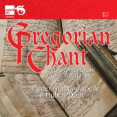 Album artwork for Gregorian Chant for the Church Year