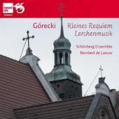 Album artwork for Gorecki: Kleines Requiem, Lerchenmusik