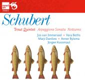 Album artwork for Schubert: Trout Quintet
