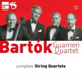 Album artwork for Bartok: Complete String Quartets