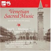 Album artwork for Venetian Sacred Music