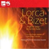 Album artwork for Lorca & Bizet: Popular Songs & Carmen Suite