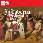 Album artwork for In Taberna: Medieval Songs and Dances