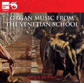 Album artwork for Organ Music from the Venetian School / Pieri