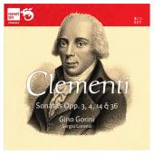 Album artwork for Clementi: Piano Sonatas Opp. 3, 4, 14, 36 / Gorini
