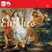 Album artwork for Peri: Euridice / Ephrikian