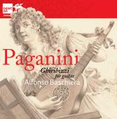 Album artwork for Paganini: Complete Ghiribizzi / Baschiera