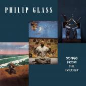 Album artwork for Glass: Songs from the Trilogy