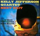 Album artwork for Kelly Jefferson Quartet: Next Exit