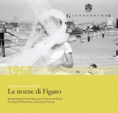 Album artwork for Mozart: Le Nozze di Figaro (Varviso)