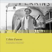 Album artwork for Donizetti: L'Elisir d'amore (Freni, Alva)