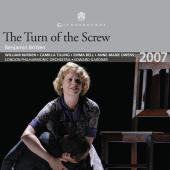 Album artwork for Britten: TURN OF THE SCREW