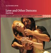 Album artwork for Eotvos: LOVE AND OTHER DEMONS