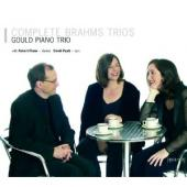 Album artwork for Brahms: Complete Trios