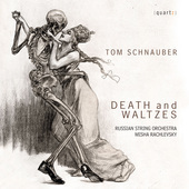 Album artwork for Tom Schnauber: Death & Waltzes