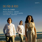 Album artwork for De Rio a Rio