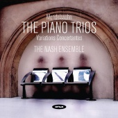 Album artwork for MENDELSSOHN - THE PIANO TRIOS, VARIATIONS CONCERTA