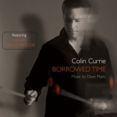 Album artwork for COLIN CURRIE - BORROWED TIME