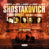 Album artwork for Shostakovich: Piano Quintet