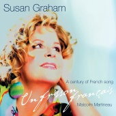 Album artwork for Susan Graham: A Century of French Song