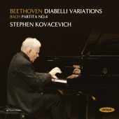 Album artwork for Beethoven: Diabelli Variations / Kovacevich